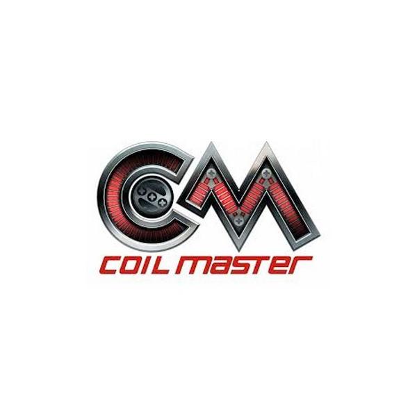 Résistances pré-fabriquées Coil Master K Clapton 0.4 OHM
