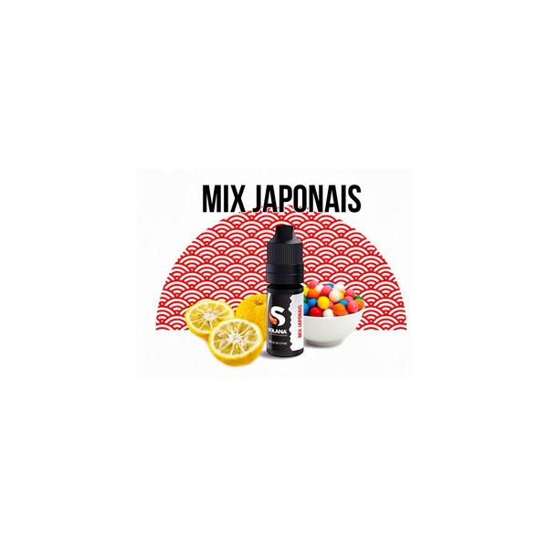 SOLANA Mix Japonais 10ml