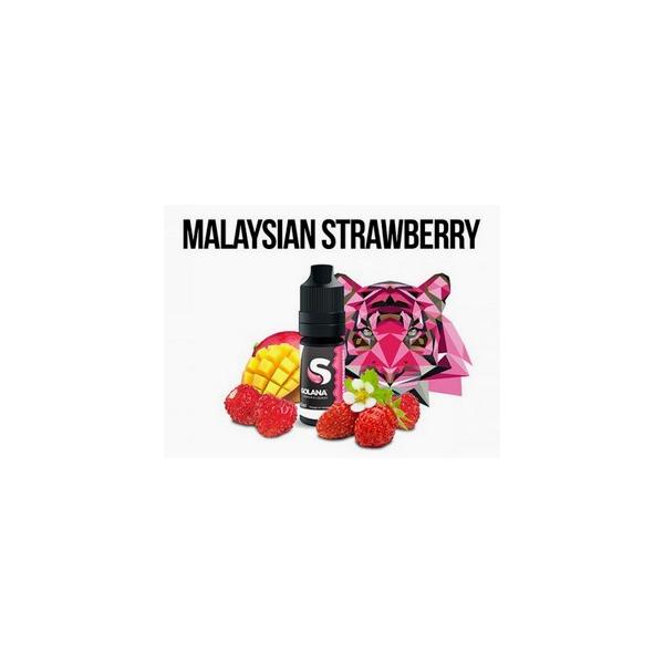 SOLANA Malaysian Strawberry 10ml