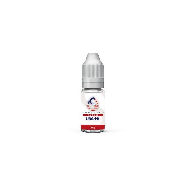 E-LIQUIDE USA-FR 10 ml - SAVOUREA