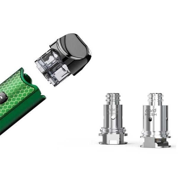 Résistances Smoktech pour Kit Nord Pod