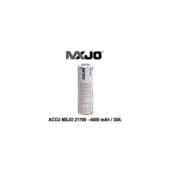 MXJO - ACCU IMR 21700 - 4000Mah