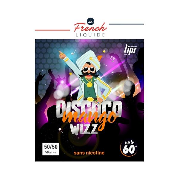 LE FRENCH LIQUIDE DISCOCO MANGO WIZZ 0MG/50ML