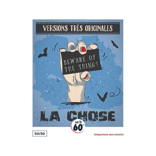 LE FRENCH LIQUIDE LA CHOSE 0MG/50ML