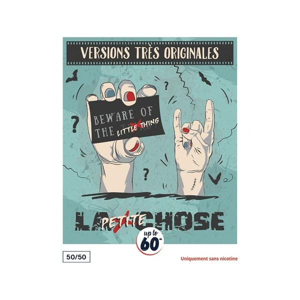 LE FRENCH LIQUIDE LA PETITE CHOSE 0MG/50ML