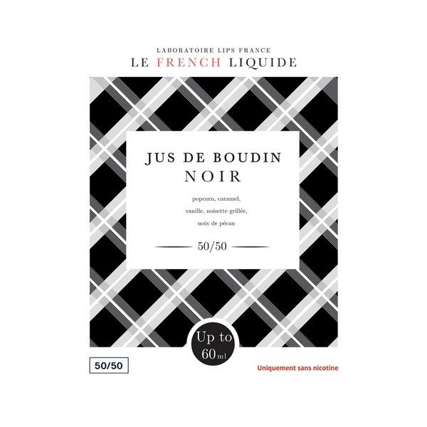 LE FRENCH LIQUIDE JUS DE BOUDIN NOIR 0MG/40ML