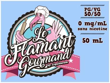 LE FLAMANT GOURMAND - LIQUIDAROM