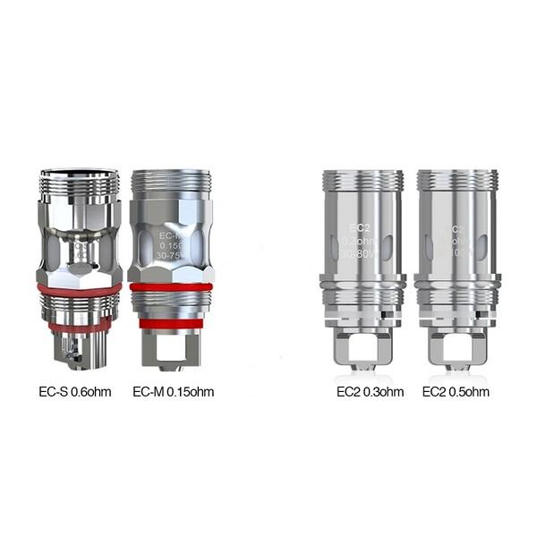 ELEAF - RESISTANCES MELO 5 EC-M / EC-N / EC-S