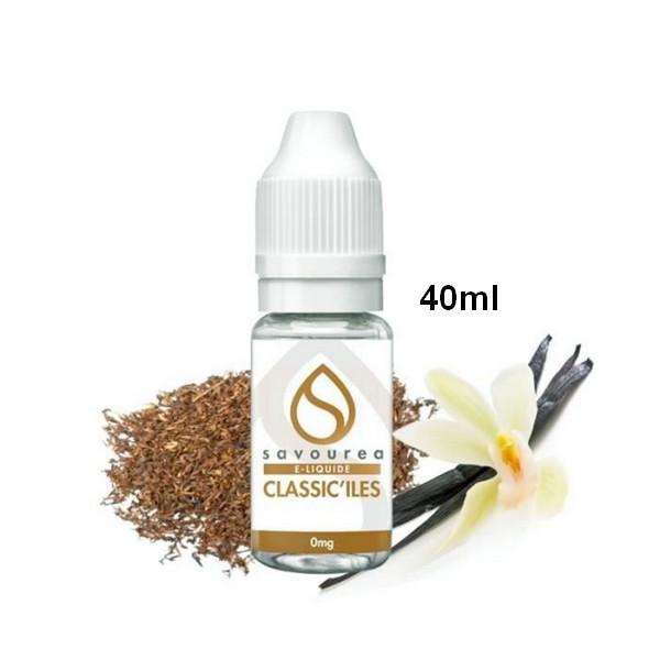CLASSIC des Iles 40ml - SAVOUREA