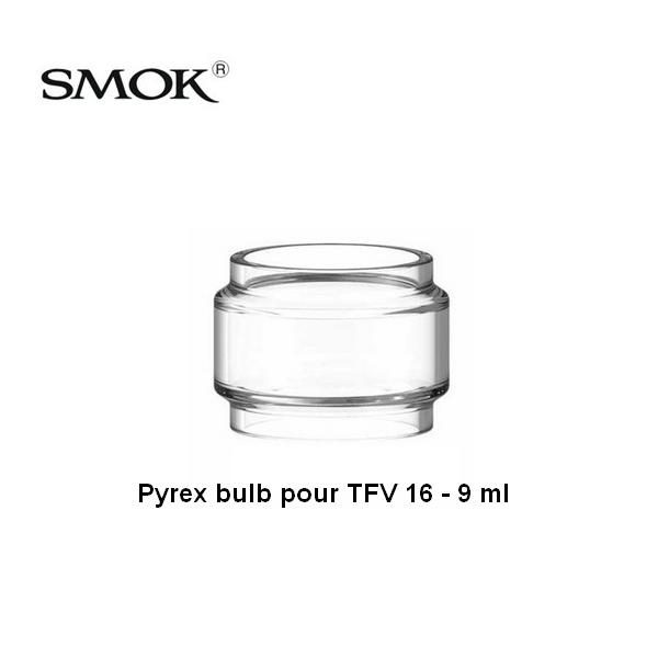 PYREX BULB DE REMPLACEMENT POUR TFV16 9ml - SMOK