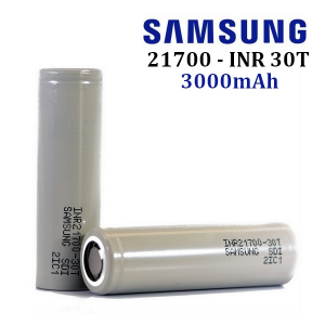 SAMSUNG INR21700-30T 3000mAh