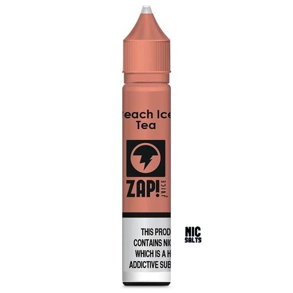 E-liquide Peach Ice Tea 10ml – ZAP JUICE