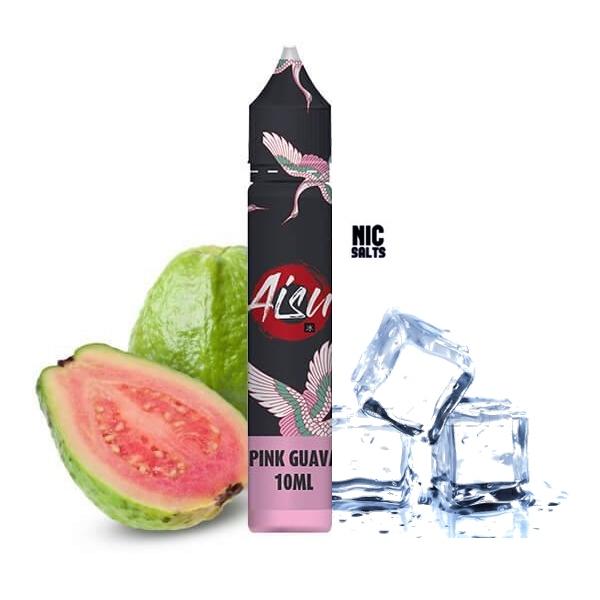 AISU PINK GUAVA AUX SELS DE NICOTINE - AISU