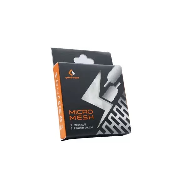 Geekvape Résistance Zeus X Mesh Micromesh N80
