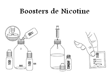 BOOSTERS DE NICOTINE