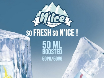 E-LIQUIDES N'ICE