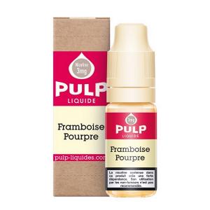 PULP FRAMBOISE POURPRE 10ml