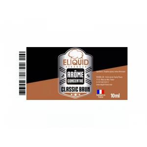 AROME CLASSIC BRUN 10ml - Eliquid France