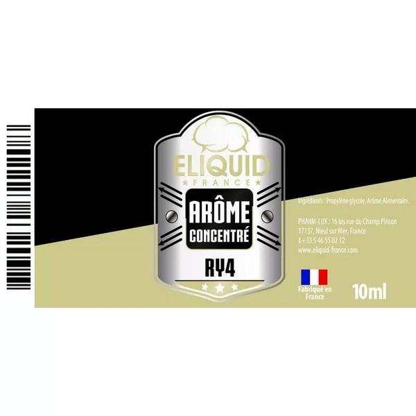 AROME CLASSIC RY4 10ml - Eliquid France