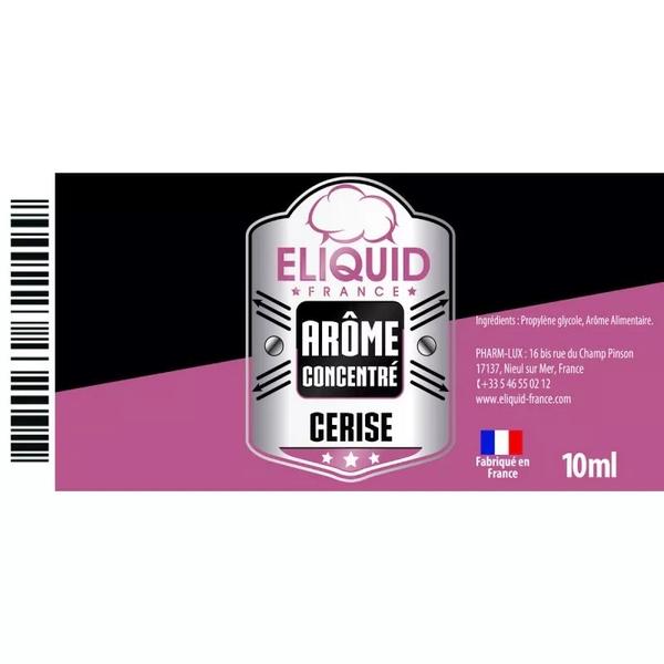 AROME CERISE 10ml - ELIQUID FRANCE