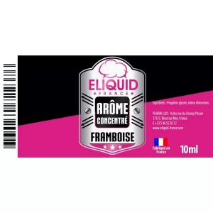 AROME FRAMBOISE 10ml - ELQUID FRANCE