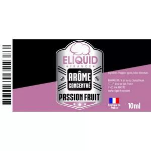 AROME FRUIT DE LA PASSION 10ml - ELIQUID FRANCE