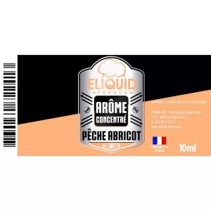 AROME PECHE ABRICOT 10ml - ELIQUID FRANCE