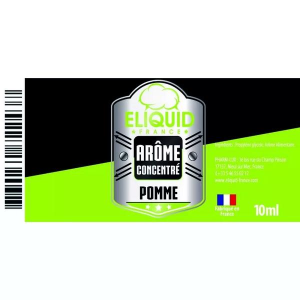 AROME POMME 10ml - ELIQUID FRANCE