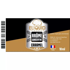 AROME CARAMEL 10ml - ELQUID FRANCE