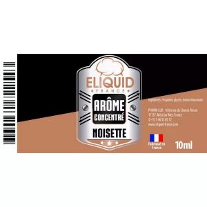 AROME NOISETTE 10ml - ELIQUID FRANCE