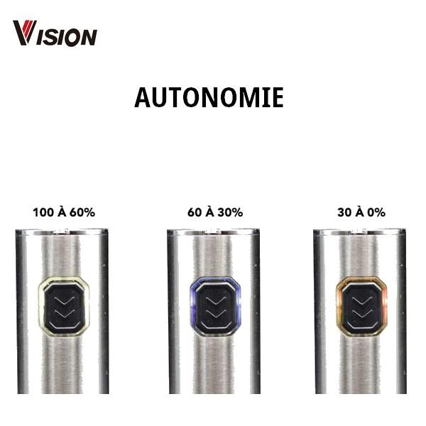 Vision batterie Spinner 3 1600mAh
