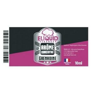 Arôme Grenadine 10ml - Eliquid France