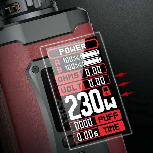 Kit Morph 2 et TFV18 - SMOK