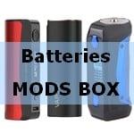 Batteries MODS BOX